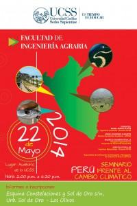 FIA Peru frente al Cambio Climático