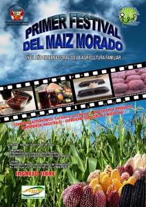 Festival Gastronomico Maiz Morado