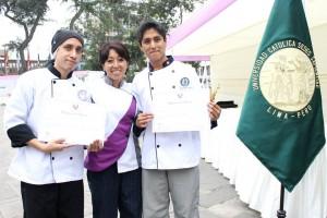 ganadores concurso gastronomia