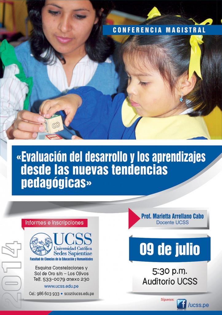 Conferencia Educación Inicial 2014-I