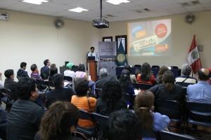 taller informativo proyecto RETOS