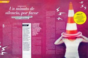 Revista Viú - El Comercio (26/10/2014)