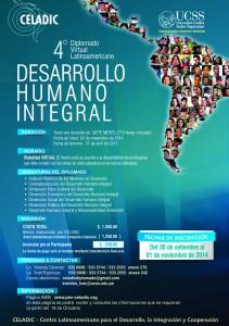 4to Diplomado Celadic de DESARROLLO HUMANO INTEGRAL