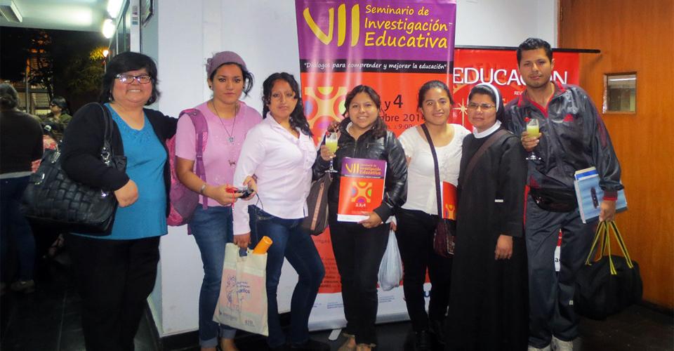 educacion ucss evento pucp