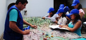 huacho ingenieria ambiental - visita ANA 4