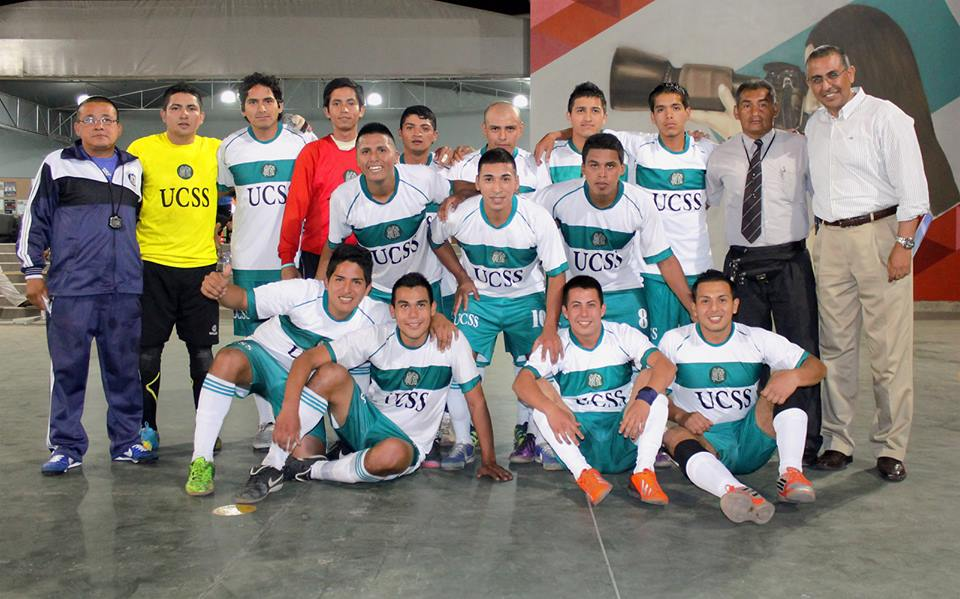 FUTSAL campeones 2013