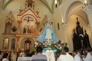 reinaguracion catedral yurimaguas 1