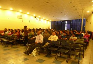 Ingeniería Ambiental - Exposición 20-05-2015