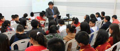 Talleres vivenciales 2015 - FCEC 1