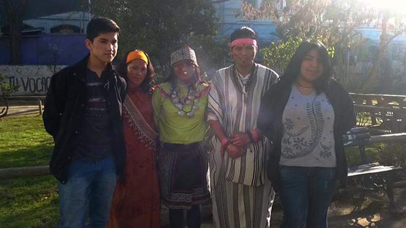 NOPOKI - Dialogo Chile Peru - Agosto 2015 - 1