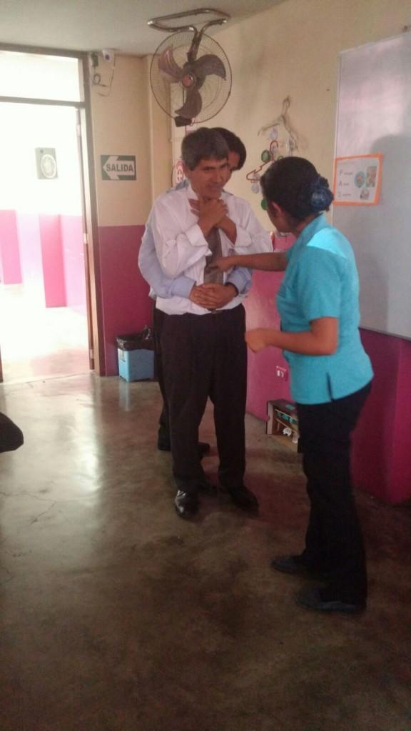 Internos Enfermería UCSS - educacion salud 1