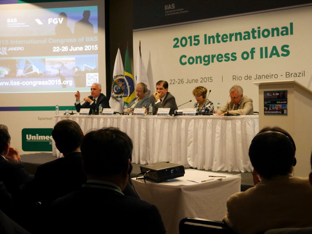 Luis Solari - congreso IIAS - junio 2015
