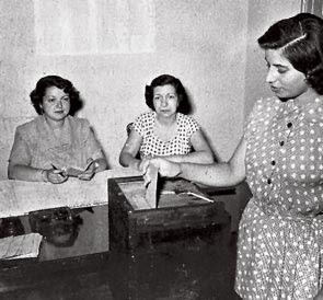 Voto Femenino - 2