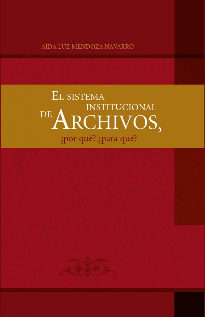 presentacion archivistica libro