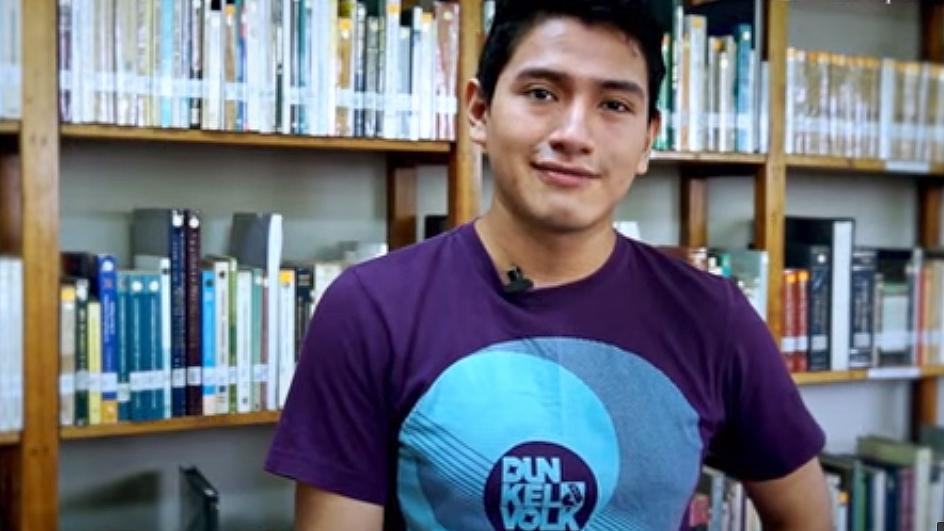 Jorge Luis Calderón Márquez