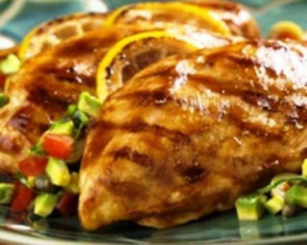 recetas semana santa - pollo marinado