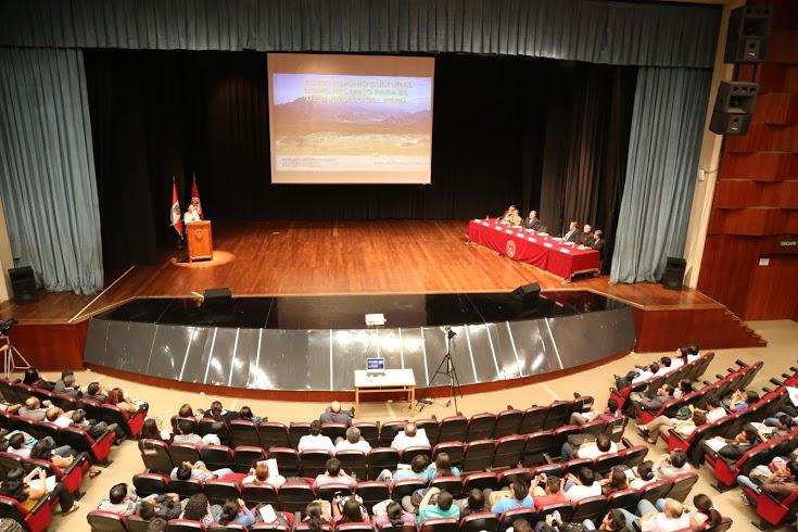 Aniversario Red cultural Lima Norte - Dia de los Monumentos 2