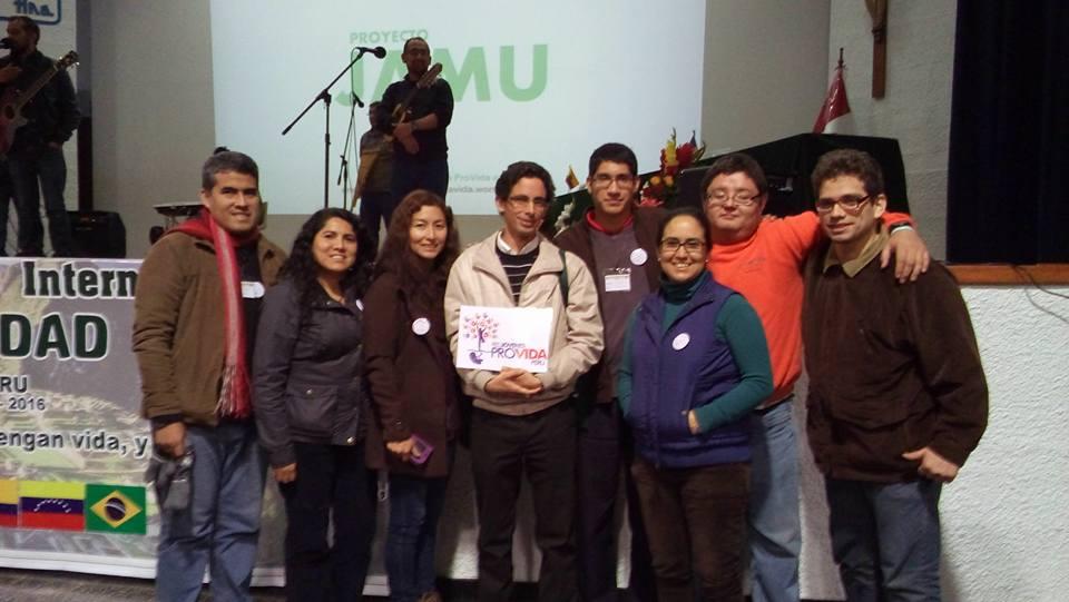 II encuentro internacional por la verdad y la vida - cusco 2016 - Rafael del Busto