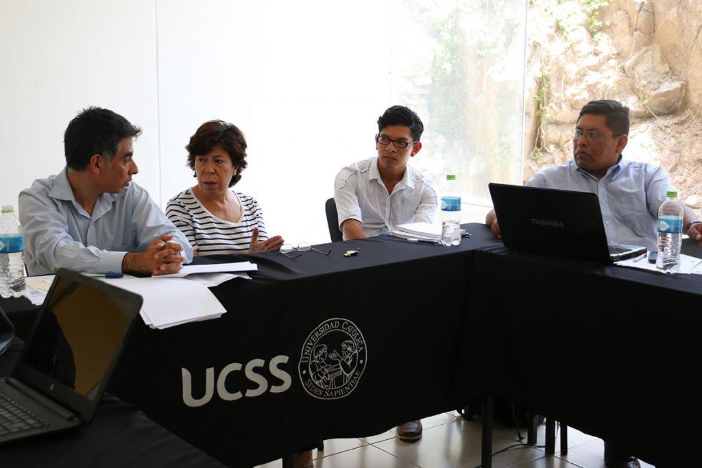 FIA UCSS - Dra. Nilda Montes