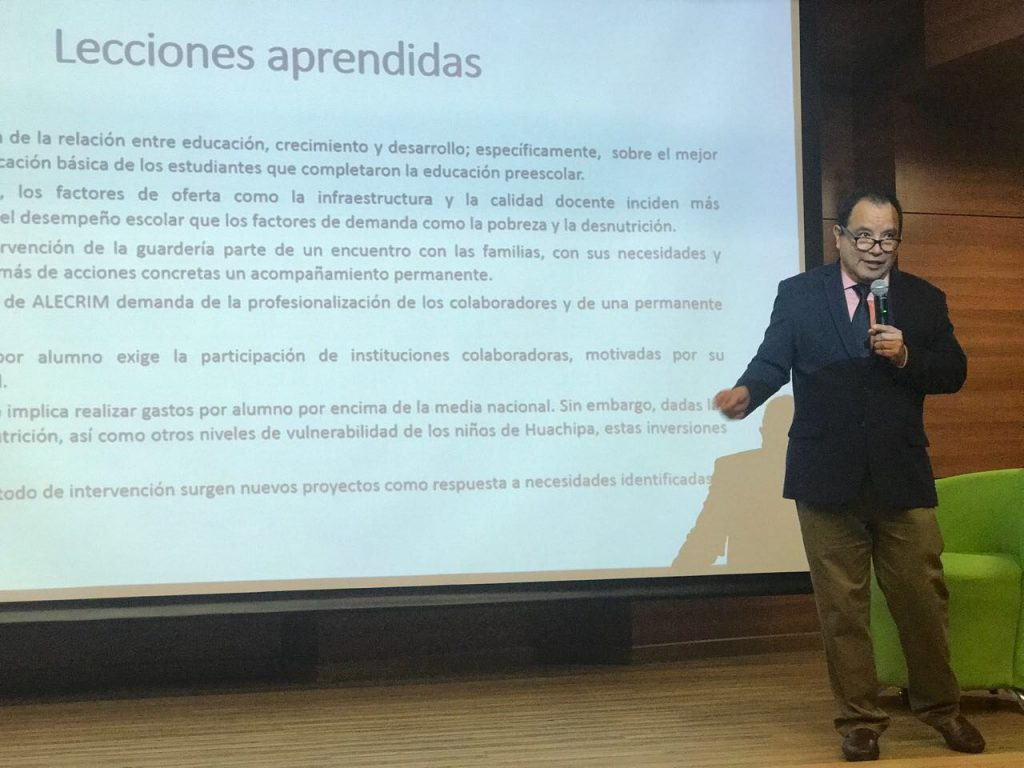 XII Encuentro Nacional de Extensión Universitaria y III Encuentro Internacional VinculaEntorno - Mag. William Muñoz