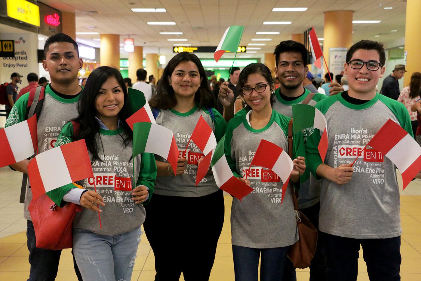 Programa OVERSEAS 2018: alumnos UCSS en ITALIA