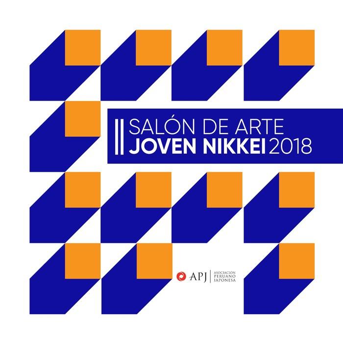 SALON DEL ARTE JOVEN NIKKEI - AFICHE