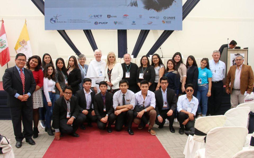Representantes de la UCSS