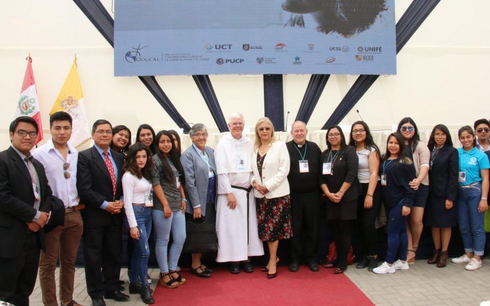 Final del II Congreso de Universidades Católica