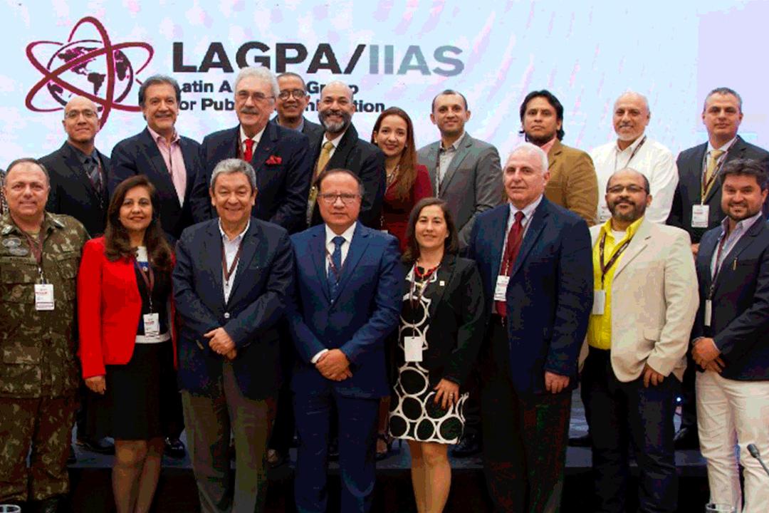 UCSS formará parte del Consejo Directivo del Grupo Latinoamericano por la Administración Pública (LAGPA)