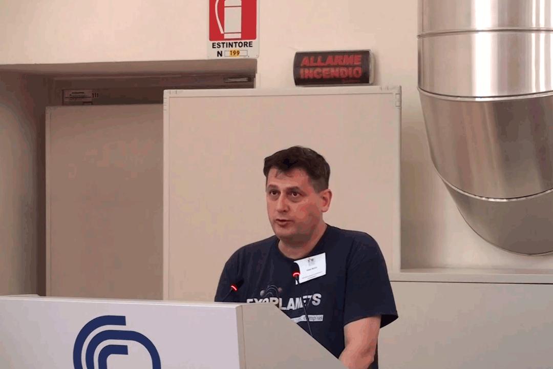 Proyecto UCSS Nopoki fue presentado en congreso internacional, en Italia
