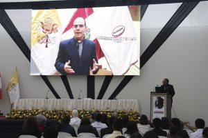 Rector de la Universidad Católica los Ángeles de Chimbote (ULADECH), RP. Dr. Jaume Benaloy