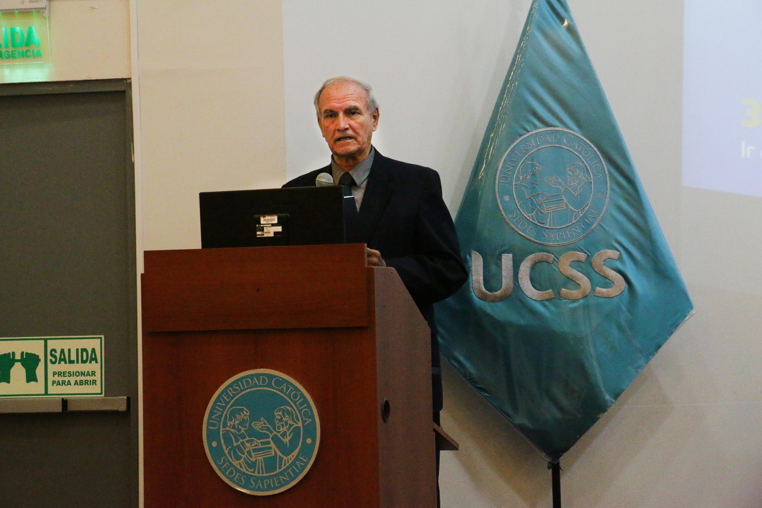 Docente UCSS participa en lanzamiento de incubadora de empresas de la Municipalidad de Lima y abre camino a proyectos de alumnos, docentes y administrativos