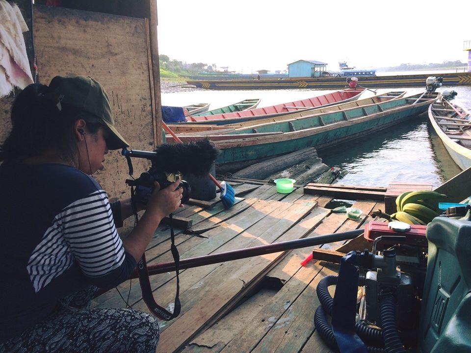 Alumnos de la UCSS Atalaya participan en cortometrajes que presentará el Ministerio de Cultura (MINCULT).