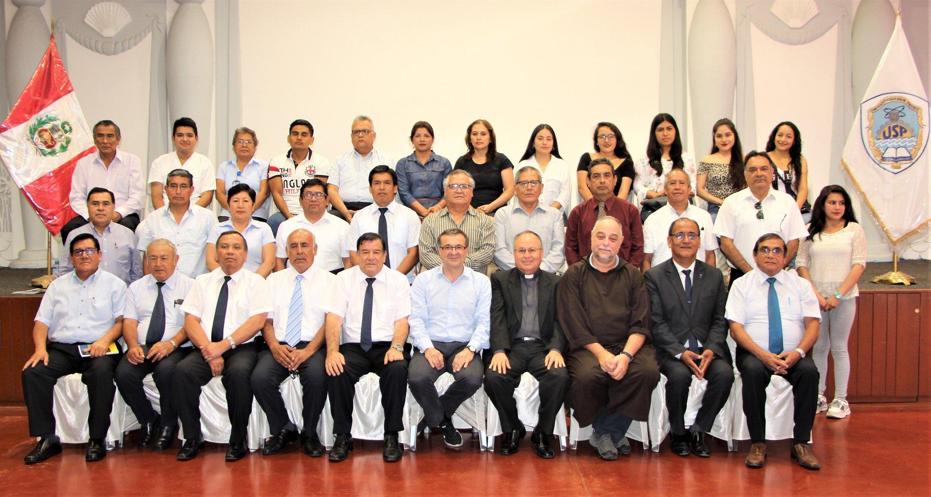 UCSS admite pedido de fusión de la Universidad San Pedro de Chimbote