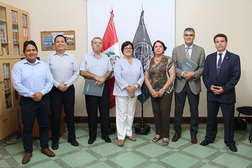 La Escuela de Postgrado UCSS y Ediciones SM firmaron convenio de cooperación institucional.
